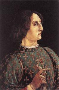 Galeazzo Maria Sforza (Image courtesy Wikipedia)