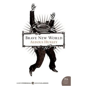 2006 edition of Brave New World published by Harper Perennial Modern Classics