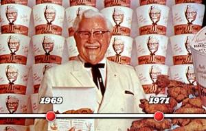 Colonel Sanders Suit
