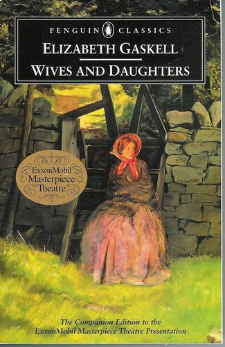 Cover of Wives and Daughters. [ Image courtesy:  Amazon.com]