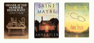 Anne Tyler 3 books