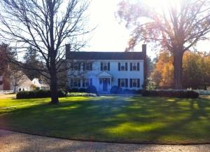 Bassett Hall front