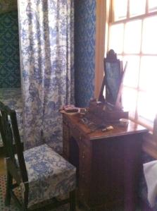 Everett's bedroom
