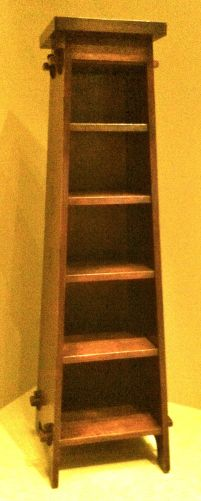 Roycroft bookcase