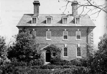 Nelson House, York County, Virginia. [Image courtesy: National Park Service]