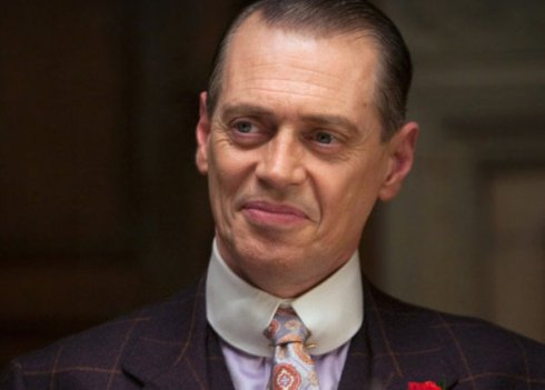 Buscemi as Nucky Thompson. (Image courtesy HBO)