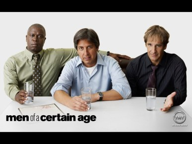 [Image courtesy: Men of Certain Age/ TNT]