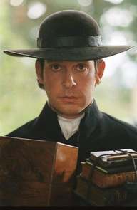 Tom Hollander as Mr. Collin in the 2005 movie