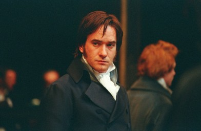 Matthew MacFadyen in the 2005 movie.