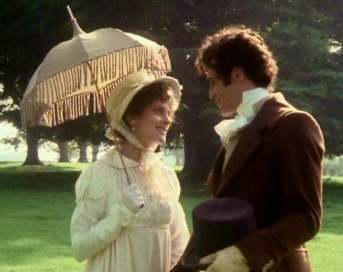 Elizabeth Garvey and David Rintoulin in the 1980 BBC series [This one's for Joyce]