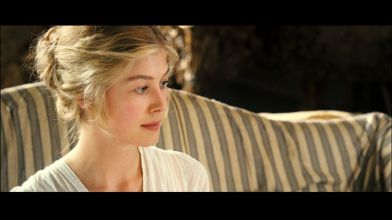Roamund Pike in the 2005 movie