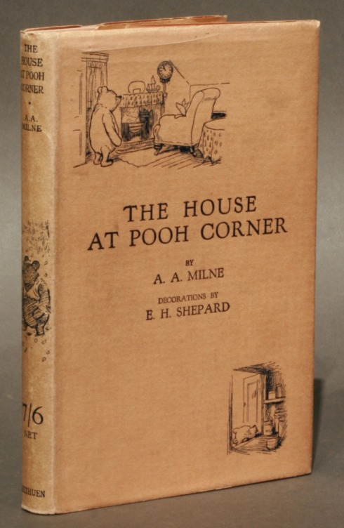 Milne House at Pooh Corner1000