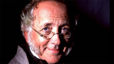 Benjamin Whitrow played Mr. Bennet in the 1995 series [Image courtesy BBC Home.]