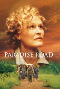 Dvd cover for Paradise Road. [Image courtesy: Amazon.com]