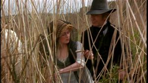 Brandon and Marianne (Kate Winslett) in the 1995 movie version of Sense and Sensibility [Image Courtesy: Fan Pop]