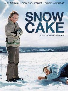 snow-cake