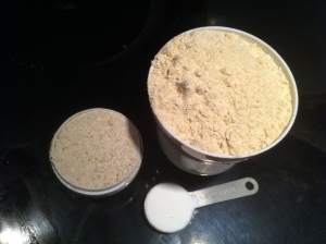 flour baking powder