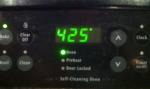 preheat to 425