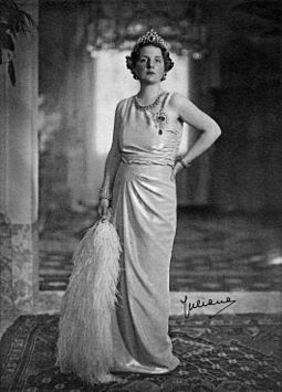 Juliana in 1933. [Image courtesy: Wikipedia