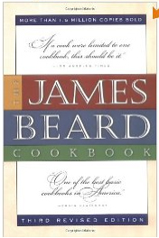 The James Beard Cookbook (revised) [Image courtesy: Amazon.com]