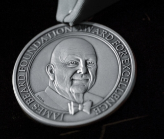 [Image courtesy the James Beard Foundation]