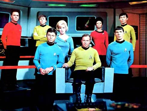 Scotty's position on the far left of this cast picture puts him firmly in the Secondary Character rhelm... But what would the crew of the USS Enterprise have gotten with out him? Pulled over to a service station and had the dilithium oil checked? I don't think so.