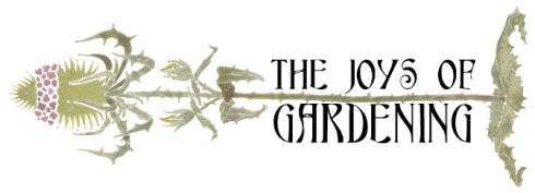 THE JOYS OF GARDENING