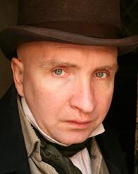 Eddie Marsan  as Mr. Pancks in the BBC adaptation of Little Dorrit [Image courtesy: PBS.org]