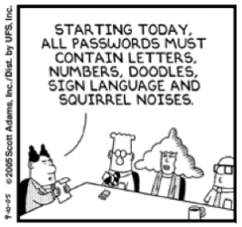 All art is courtesy: Scott Adam's Dilbert.com