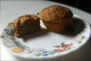 Mom-Mom Approved Apple Zucchini Muffins