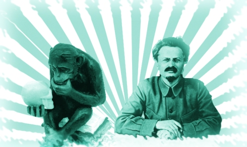 """The two one acts they will be doing at St. Mary's are """"Words, Words, Words"""" and """"The Death of Trotsky."""""""