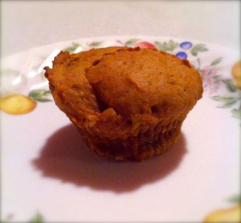 Sweet Potato Muffin