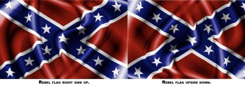 rebel flag updown