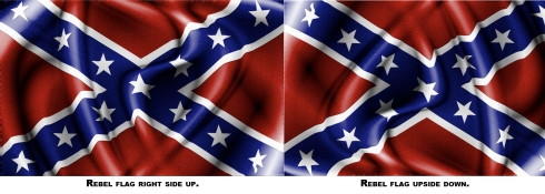 rebel flag updown