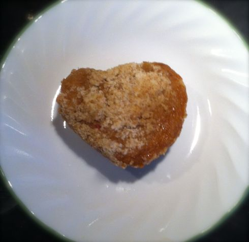Apple Cran Almond beauty