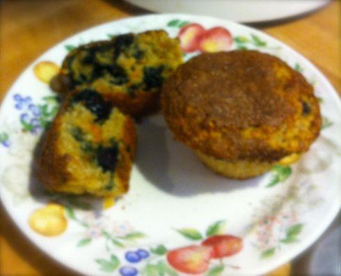 2 muffins