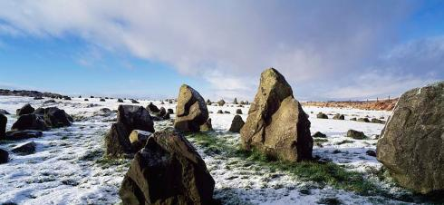 Ach! Its snowing in Maryland so it is. So I  thought I'd add some weather specific toast as well. [Image courtesy: http://images.fineartamerica.com/images-medium-large/irish-snow-scenes-co-tyrone-beaghmore-the-irish-image-collection.jpg]