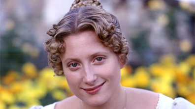 Suzannah Harker in the 1995 series.