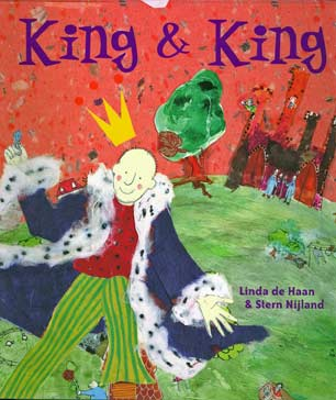 Cover art of King & King