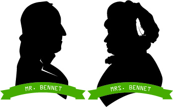 Mr. and Mrs. Bennet