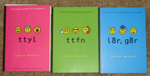 ttyl book review