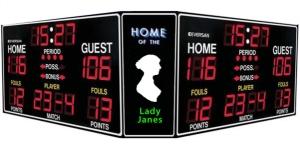 Jane Scoreboard