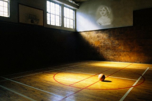 basketball court copy