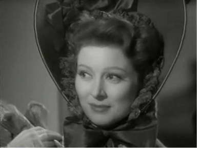 Greer Garson played Elizabeth in 1940.