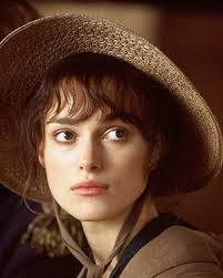 Kiera Knightly played Lizzie in 2005.